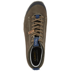 AKU Bellamont Suede Shoes Men Brown